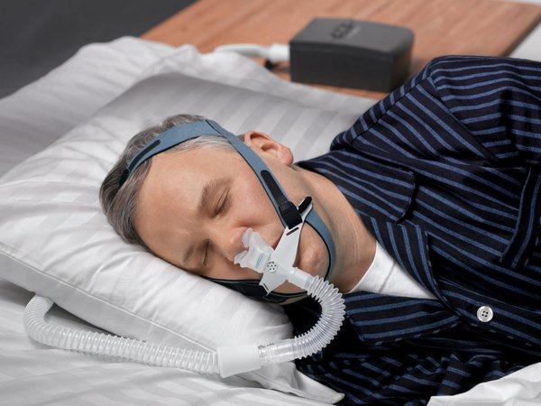 Носовые канюли для СИПАП-терапии