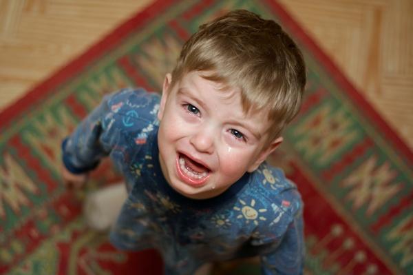 Ночные кошмары у малышей