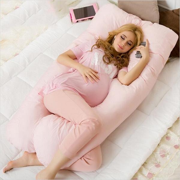 Удобная подушка для беременной - залог хорошего сна
