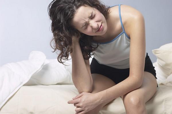 Боль в шее – результат сна без подушки