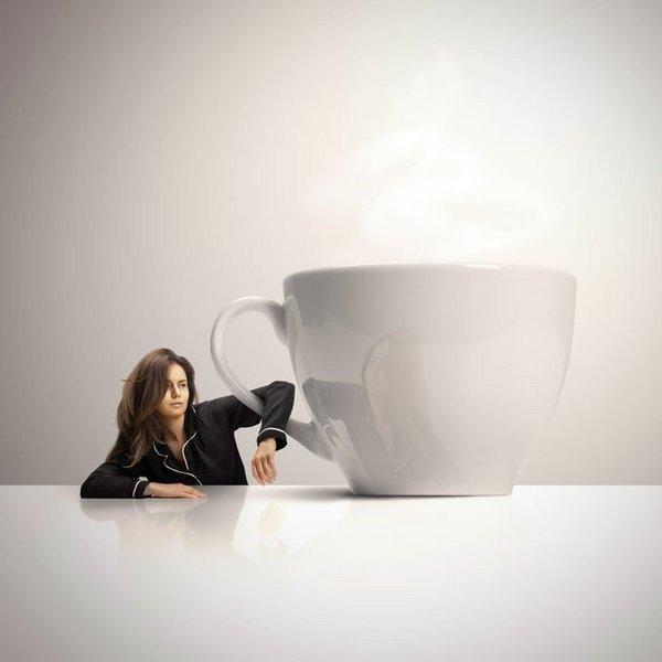 Не пейте кофе и чай после обеда